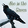 ravenari: (general - she is the raven)