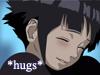 calissa: (Hinata hugs)