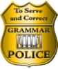 supergee: (grammar police)