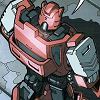 cliffjumper: (talking - back turned)