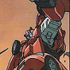 cliffjumper: (Metal drop bear - coming down!)