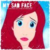 posterityofthedesert: (Little Mermaid sad face)