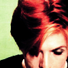 posterityofthedesert: (Bowie red hair)