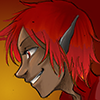 throughthefireandflames: (Happy profile)