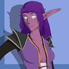 draenei: a gift, do not take without permission (Clairey)