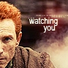 etherati: (WM - R - Watching you)