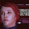 shepard: Female Shepard from the game Mass Effect. (Default)