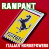 megkips: (Rampant Italian Horsepowers)