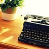 everydayjoy: (typewriter)