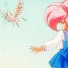 bellaluna: ([Sailor Moon] Chibiusa & Pegasus)