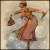 skygiants: Nellie Bly walking a tightrope among the stars (bravely trotted)