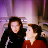 agapi42: Dax studies data, Kira looks at Dax (DS9 - I love this because of reasons)