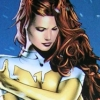 serafina: White Phoenix with Land's bad art, but photographed nicely if I may say so ([X-Men] White Phoenix of the Crown)
