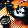 mashimero: hot tea (tea time)
