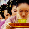 bossymarmalade: the maids from the curse of the golden flower (it is the hour of the jade cup)