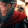 bossymarmalade: lucius vorenus is a good soldier (people called romanus they go the house)