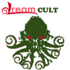 hatman: Dreamcult. Cthulu with D-swirl tentacles. (cthulu)