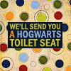 fortune: (HP: toilet seat)