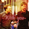"winter_elf: SGA Mckay/Sheppard ""With You"" (McShep-With You)"