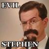 count_nickula: Stephen Colbert with an evil Star Trek beard (Default)