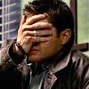 pinkiebrowncrescent: (Dean Facepalm)