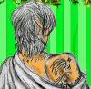 element_wizard: (Shoulder tattoo)
