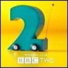 shinytoaster: A cute little remote controlled BBC logo (BBC 2, car, remote control)