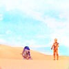 pretty_panther: (sw: r2 and 3po in the desert)