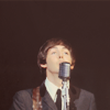 novafairy: (The Beatles Paul on the mic)