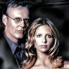 carmilla: Buffy and Giles standing together (Buffy/Giles)