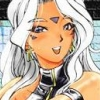 mistressurd: (Urd Chatting it up)