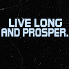 fairytales: ([text] live long and prosper)