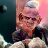simonejester: quark from ds9 with a tribble on his head ([st:ds9] quark has head-tribbles)
