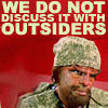 simonejester: DS9 Worf: we do not discuss it with outsiders ([st:ds9] worf does not discuss it)