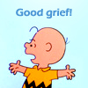 simonejester: charlie brown: good grief ([peanuts] good grief)