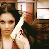 pennyroyal: Indian girl with a gun (Bollywood Bond Babe)