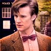 bowtiedoctor: (In front of TARDIS/Bowtie/Anxious)