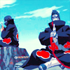 vitalstar: ([Itachi&Kisame] → Watch us plot your doo) (Default)