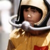 kenna: (Dr Who// Adric space helmet)