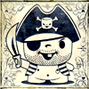 takishia: (pirate!)