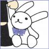 wednesday_10_00: (bunny friend)