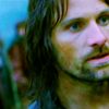 aidenfire: Aragorn cares about your problems (lotr; Aragorn cares about your problems)