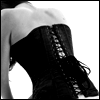 msbee: (corset: black)
