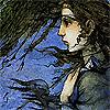 sbrackett: Beauty and the Beast illustration by Mercer Mayer (windswept hair)