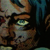 runespoor: an extreme close-up of jason's maskless, emotionally open face. (oh jay | took me away from you)