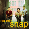 heathershaped: (real men snap)