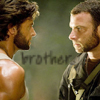 ratherbe4gotten: (Wolverine/Sabretooth - Brother)