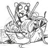 harena: (Kiki Knitting a Sweater)