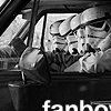 youdodoodletoo: fanboys movie still, storm trooper helmets (fanboys)