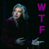 """everchangingmuse: Haruno Sumire as Der Tod asking """"WTF?"""" (Osa WTF 1)"""